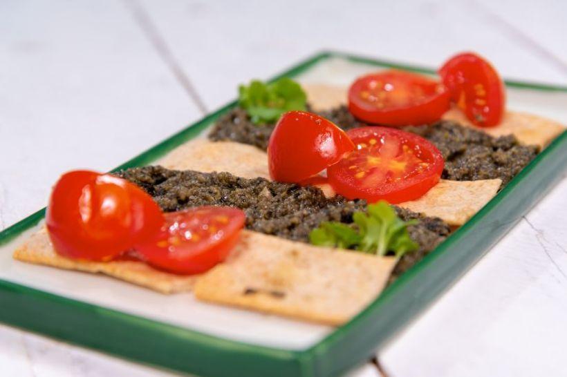 Supă cremă de hribi